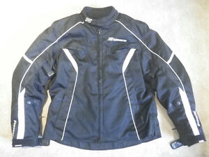 Ladies Onix Motorcycle Jacket