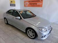 2010 Mercedes-Benz C200 2.1CDI Blue F auto Sport ***BUY FOR ONLY £45 PER WEEK***