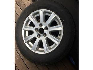 Spare tyre Wishart Brisbane South East Preview