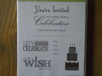 Stampin up - Make a Wish West Island Greater Montréal Preview