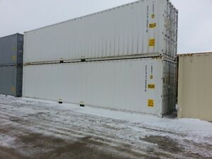 Sea Containers / Container Modifications