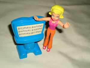 Blonde Lady and Music Stand Lot of 2! Kingston Kingston Area image 2