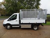 SAME DAY RUBBISH & HOUSE CLEARANCE-OFFICE-GARDEN-GARAGE-MAN & VAN-BUILDERS WASTE-JUNK REMOVAL
