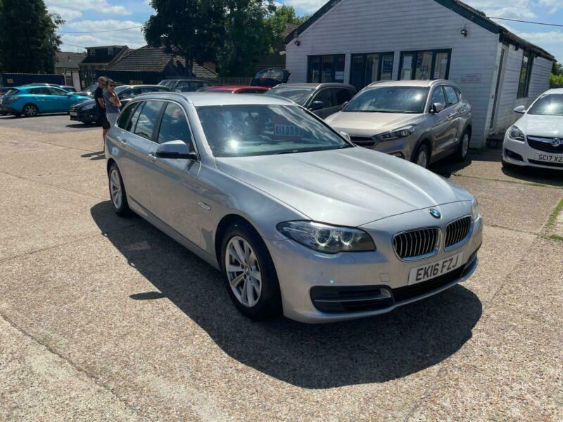 2016 BMW 5 Series 2.0 520d SE Touring 5dr Estate Diesel Automatic