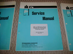 Farm Equipment Operator's and Service Manuals London Ontario image 5