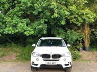 2015 15 BMW X5 3.0 XDRIVE30D AC 5D AUTO 255 BHP DIESEL