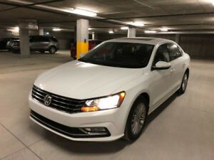 Volkswagen - Passat - 2016 LEASE TRANSFER - PERFECT CONDITION!
