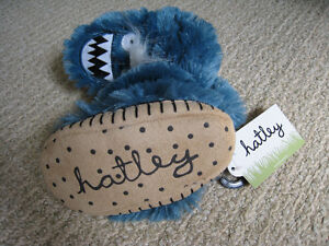 Hatley Slippers size M(8-10)