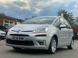 image for 2008 Citroen C4 Picasso 1.6 HDi VTR+ EGS 5dr MPV Diesel Automatic