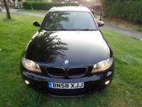 2009 BMW 118d 2.0TD M Sport [FULL LEATHER+£30 TAX+63 MPG+FSH+NEW MOT+WARRANTY]