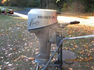 Looking for 8 or 9.9 HP 4 Stroke Long Shaft Outboard 2000+