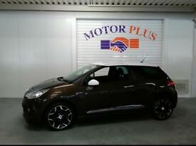 2012 CITROEN DS3 DSTYLE PLUS HATCHBACK PETROL