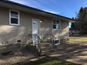 Two Basement units for rent in St. Paul AB