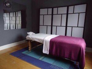 Fully Furnished Massage Room for Rent