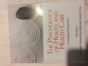 The Psychology of Health and Health Care