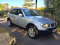 BMW X3 SE 2.0 Diesel Manual - Fully Prepared - Fully Serviced - New MOT
