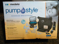 Pump In Style Advanced Breast Pump