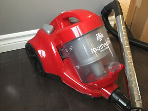 Dirt devil power reach canister vacuum