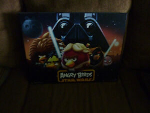 For Sale - Angry Birds Star Wars Poster