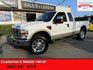 2009 Ford F-250 Super Duty Lariat   DIESEL, 4X4, LEATHER, HEATED