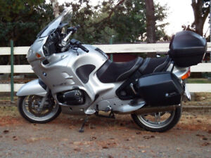 2001 R1150 RT BMW - REDUCED!