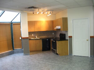 Commercial Space Above Shop Condo Unit Available