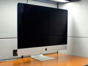 iMac (21.5-inch, Late 2012) with extra benQ monitor