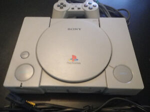 PS1 Console 1 game