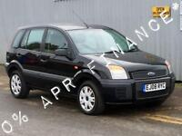 2008 FORD FUSION 1.4 TDCi Style 5dr [AC] 0 finance offer on this car