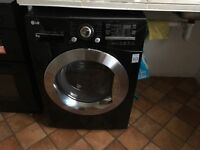 Washer dryer in excellent condition. Less than a year old.