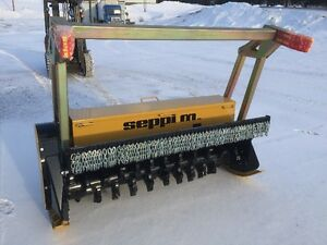 Seppi  Hydraulic   Mulchers