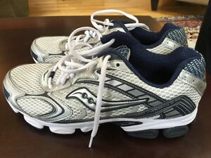 Brand new runners, Sauconcy