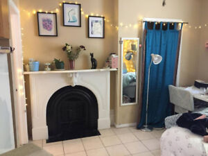Bachelor Apartment for Immediate Sublet