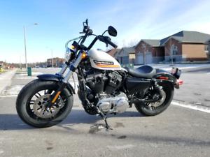 2018 Harley Davidson Sportster 48 Special