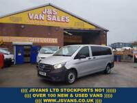 2016 16 MERCEDES-BENZ VITO BLUETEC TOURER PRO 5D 136 BHP LOW MLS 12700 O