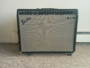 "Fender  all tube ""The Twin"""