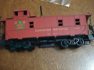 HO scale CN Canadian National caboose