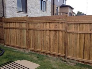 Fence and deck installers London Ontario image 1