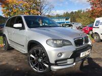 BMW X5 3.0d SE (silver) 2007
