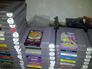 Nintendo NES SNES Wii DS games for sale (Updated August 21 2018)
