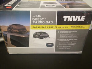 VEHICLE ROOFTOP CARGO BAG