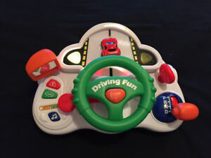"'Kid Connection"" - Driving Fun Toy (Activity Toy)"