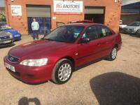 2001(51) Honda Accord VTEC-S 1.8i ( a/c ) ( 135bhp ) Red, **ANY PX WELCOME**