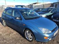 2000/W Ford Focus 1.8i 16v Zetec FULL MOT EXCELLENT RUNNER