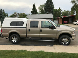 2006 Ford F350 XLT Club Cab 4x4 6L Diesel Super Duty Low Mileage