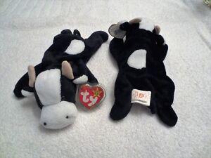 Beanie Baby - Daisy the Cow