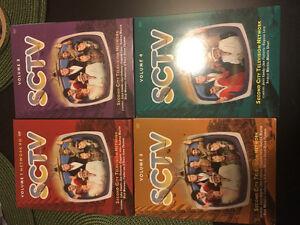 SCTV Volumes 1-4 *Excellent Condition*
