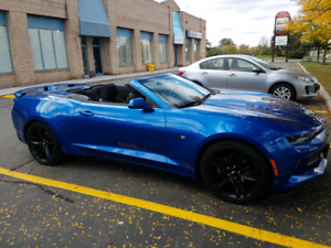 Moving Sale. Lease takeover Camaro 2017 V6. I will pay for 2018