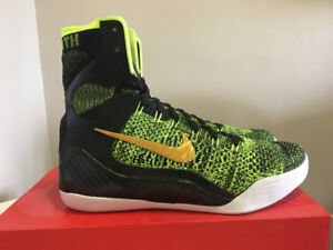 Nike Zoom Kobe 9 Elite Victory Sz 10