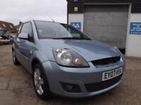 Ford Fiesta 1.25 2007 Zetec Climate 80000 MILES